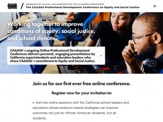 The CAAASA Online Professional Development Conference