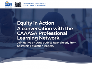 The Equity in Action Report Symposium